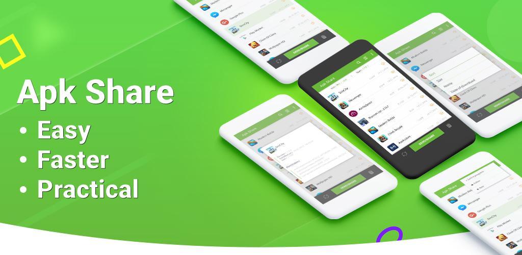 دانلود Apk Share Bluetooth pro Send Backup Uninstall Manage v3.2.3 نرم افزار اشتراک گذاری برنامه اندروید