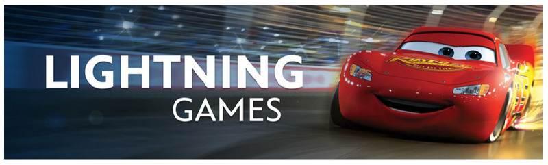 Cars Lightning League 1