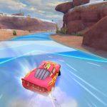 دانلود Cars: Lightning League - بازی ماشین سواری مک کوئین اندروید
