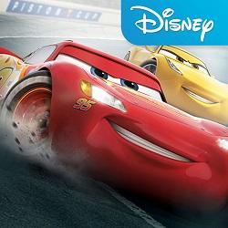 دانلود Cars: Lightning League v1.6 - بازی ماشین سواری مک کوئین اندروید