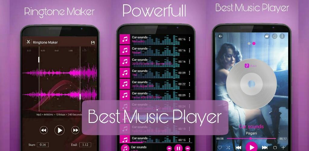 دانلود Five Brothers Music Player Pro v7.7.7 b778 برنامه موزیک پلیر ساده و زیبا اندروید