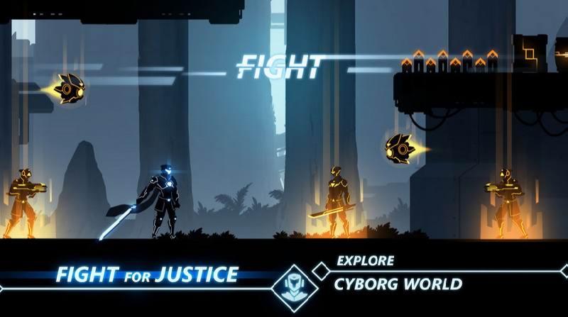 دانلود Overdrive – Ninja Shadow Revenge - بازی اکشن انتقام نینجا برای اندروید
