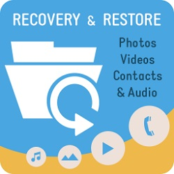 دانلود Photo Video & Contact Recovery v5.0 برنامه ریکاوری تصاویر و ویدئو ها اندروید
