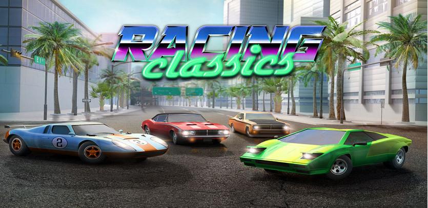 دانلود Racing Classics + Mod - بازی مسابقه ی ماشین های کلاسیک اندروید