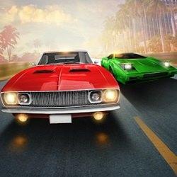 دانلود Racing Classics 1.02.0 + Mod - بازی مسابقه ی ماشین های کلاسیک اندروید