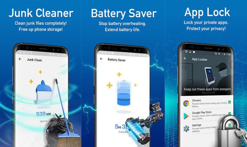 Super Speed Cleaner Virus Cleaner Phone Cleaner