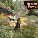 دانلود The Wolf + Mod _ بازی پر طرفدار شبیه ساز زندگی گرگ اندروید