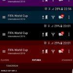 دانلود PRO Live Scores S-Center نمایش زنده نتایج فوتبال جهان برای اندروید