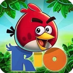 دانلود Angry Birds Rio v2.6.13 - بازی پرطرفدار پرندگان خشمگین ریو اندروید