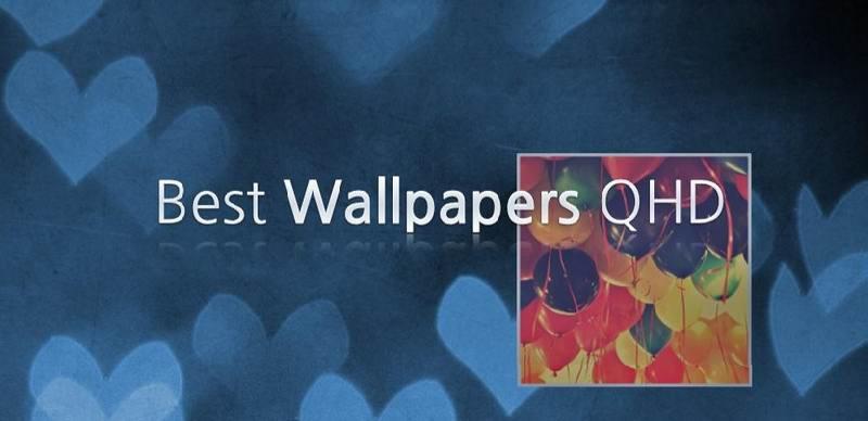 دانلود Best Wallpapers QHD  - مجموعه والپیپر با کیفیت کواد اچ دی اندروید