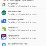 دانلود Bluetooth Firewal برنامه فایروال برای محافظت از بلوتوث اندروید !