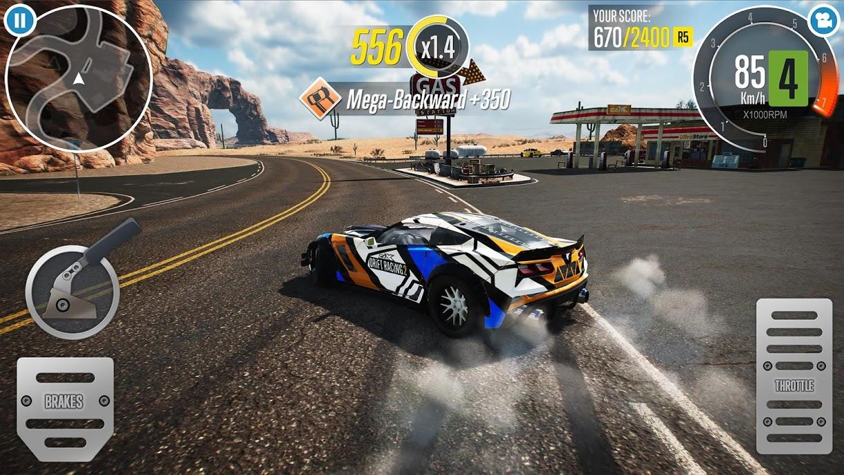 دانلود CarX Drift Racing 2 بازی مسابقه ای دریفت ۲ برای اندروید