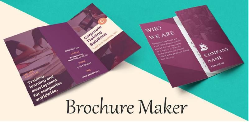 دانلود Catalog Maker -Create Brochure, poster & Catalogue - برنامه ساخت بروشور و کاتالوگ