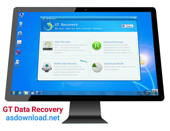 GT Data Recovery 2