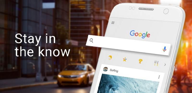 دانلود Google Go - نرم افزار جست و جوی سریع گوگل اندروید