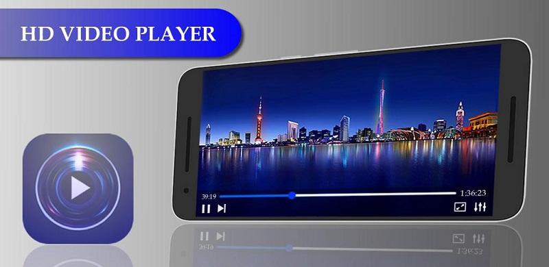 دانلود HD Video Player Pro نرم افزار پلیر فایل های تصویری و با کیفیت اندروید