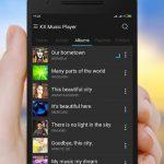 دانلود KX Music Player Pro موزیک پلیر کا ایکس برای اندروید