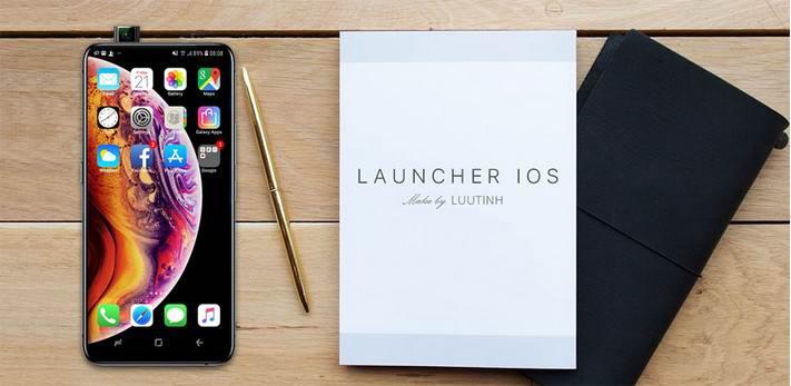 دانلود Launcher iOS 12 - لانچر جدید iOS 12 برای اندروید