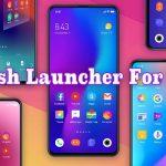 MIX Launcher 2019 1