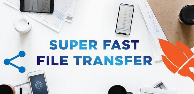 دانلودShare ALL : File Transfer and Data share anything  - برنامه اشتراک گذاری سریع فایل و دیتا