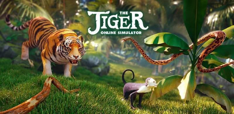 دانلود The Tiger  - بازی شبیه ساز زندگی ببر اندروید