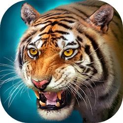 دانلود The Tiger v1.6.4 - بازی شبیه ساز زندگی ببر اندروید