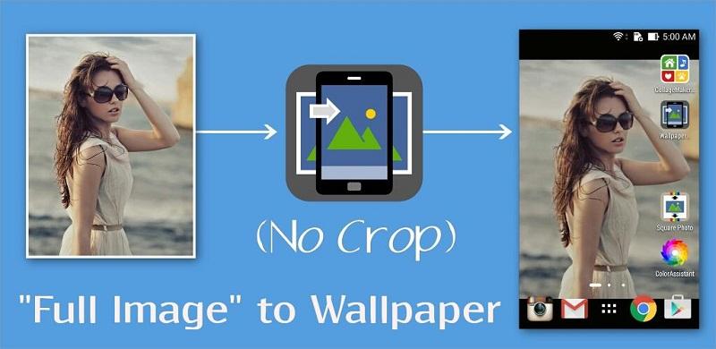 دانلود Wallpaper Setter برنامه والپیپر ستر تنظیم عکس پس زمینه مخصوص اندروید از ای اس دانلود !