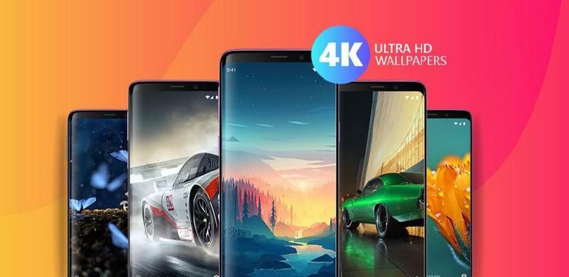 دانلود Wallpapers Ultra HD 4K - برنامه مجموعه والپیپرهای اچ دی 4K اندروید