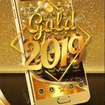 Cover art Luxury Gold 2019 Launcher 1
