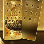 Cover art Luxury Gold 2019 Launcher 2