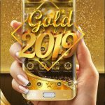 Cover art Luxury Gold 2019 Launcher 3