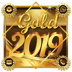 دانلود 1.1.2 Luxury Gold 2019 Launcher - لانچر طلایی لوکس 2019 اندروید