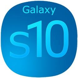 دانلود 2.2 Launcher Galaxy S10 Style – تم لانچر گلکسی اس 10 برای اندروید