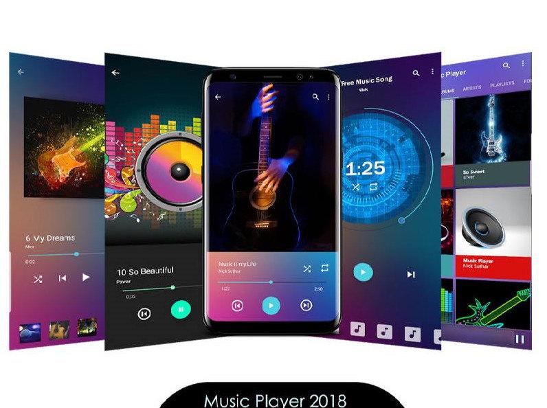 دانلود Music Player 2019 - موزیک پلیر جدید 2019 اندروید