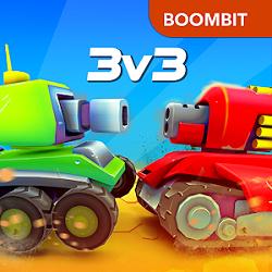 دانلود Tanks A Lot! – Realtime Multiplayer Battle Arena 1.60 – بازی اکشن نبرد تانک ها اندروید