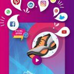 دانلود Video Flyer, GIF Poster Maker, Video Editor PRO نرم افزار ساخت ویدئوهای تبلیغاتی برای اندروید