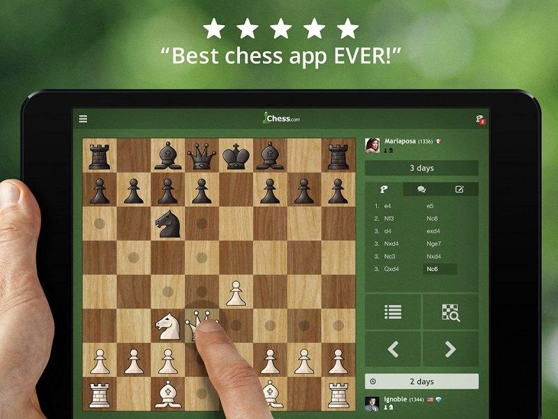 دانلود Chess · Play & Learn - بازی حرفه ای شطرنج برای اندروید