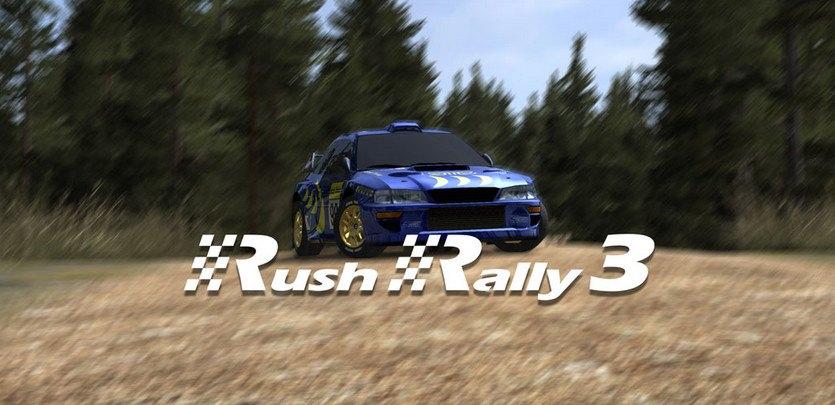 دانلود Rush Rally 3  - بازی ماشین سواری محبوب راش رالی 3 اندروید