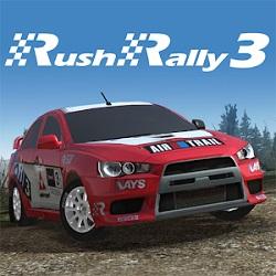دانلود Rush Rally 3 v1.35 - بازی ماشین سواری محبوب راش رالی 3 اندروید