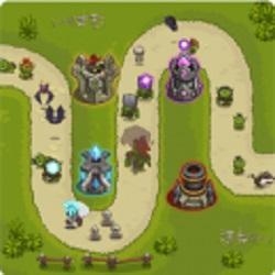 """دانلود Tower Defense King v1.4.4 + Mod - بازی استراتژیکی زیبای """"دفاع از قلعه پادشاه"""" اندروید"""