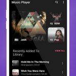 EX Music MP3 Player 2019 3