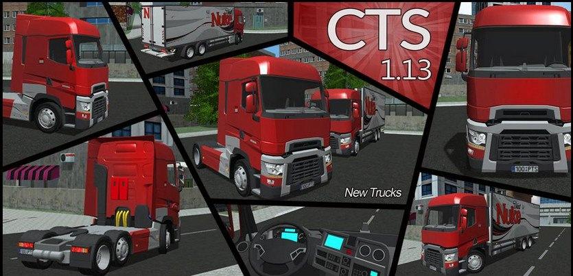 Cargo Transport Simulator 1