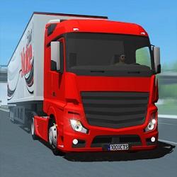 دانلود Cargo Transport Simulator v1.14.1 - بازی جذاب شبیه سازی کامیون باربری برای اندروید