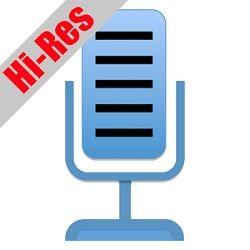دانلود Hi-Res Audio Recorder – Voice Effect, Field Record v0.10.76 - برنامه ضبط حرفه ای صدا اندروید