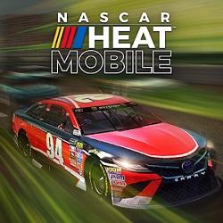 دانلود NASCAR Heat Mobile v3.1.2 - بازی جذاب ماشین سواری نسکار برای اندروید