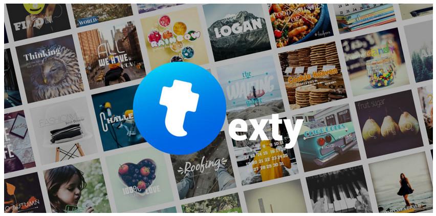 Texty Text on Photos 9