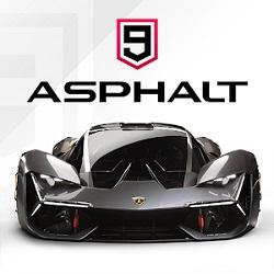 دانلود Asphalt 9: Legends 2019 1.9.3a - بازی اتومبیل رانی آسفالت 9  اندروید + دیتا