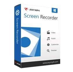 دانلود AnyMP4 Screen Recorder 1.2.36 – ساخت فیلم آموزشی با فرمت MP4