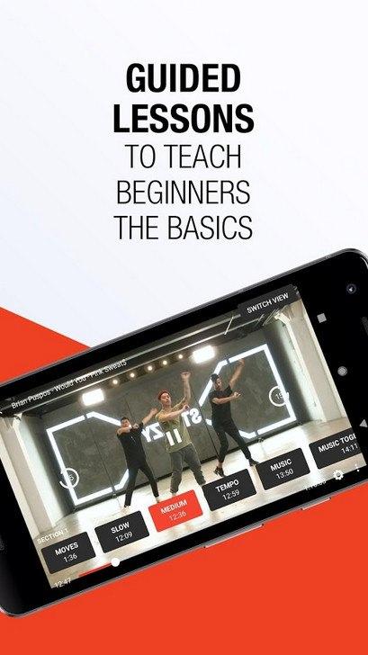 STEEZY Studio Learn To Dance 2