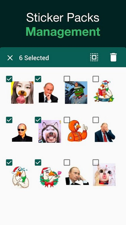 Sticker Maker for WhatsApp 1